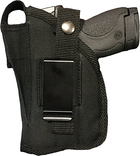 Nylon-Gun-Holster-with-Laser