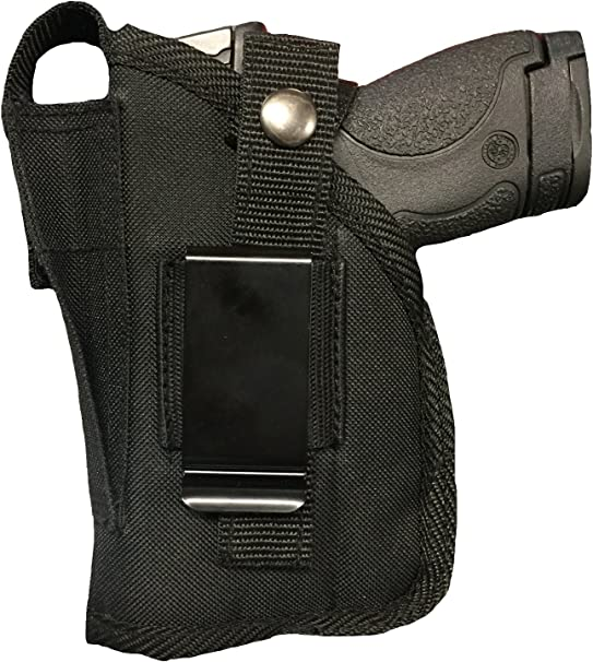 Nylon Gun Holster for SCCY CPX-1 9mm, IND 380 with Laser