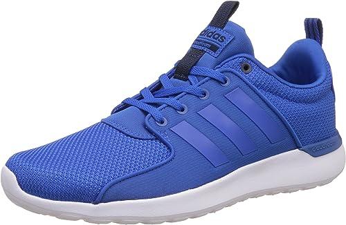 Adidas Cloudfoam Lite Racer Aw4028 Bleu pas cher Achat