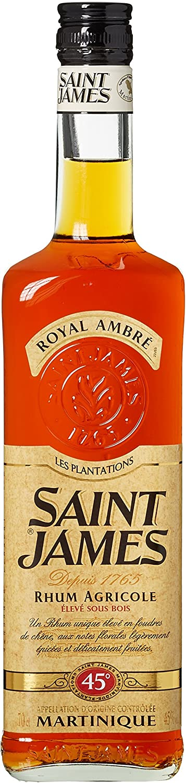 Saint James Royal Ambre Martinica Ron (1 x 0,7 l)