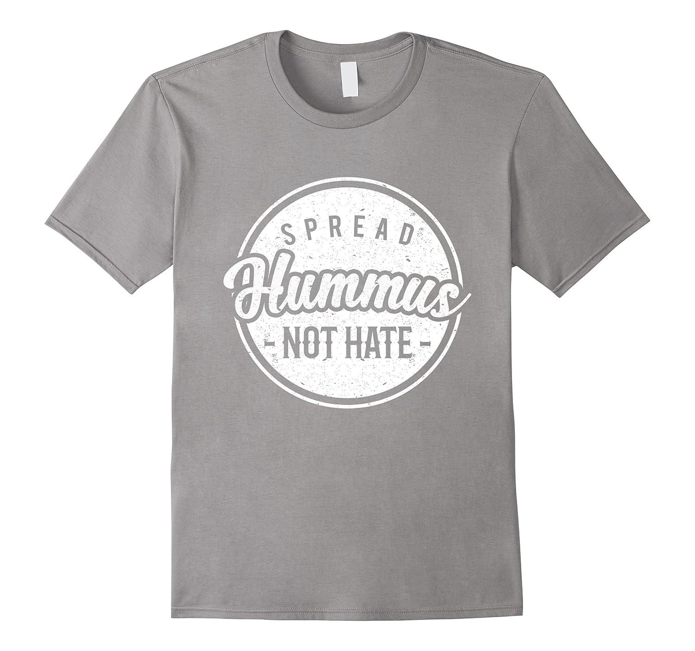 Hummus Cool T-shirt Tee Food Vegan Christmas Gift Tahini-ANZ