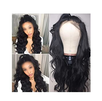Human Hair Lace Wigs Lace Front Human Hair Wigs Pre Plucked 130% 150% 180% 250% Density Brazilian Body Wave Wigs For Women Remy Alipearl Hair