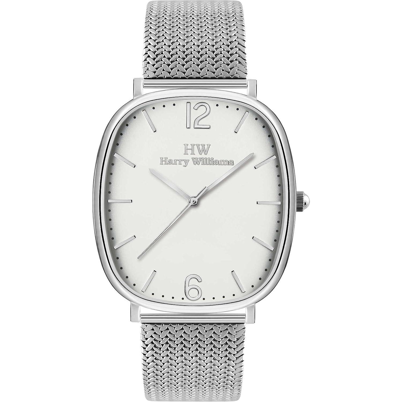 Uhr nur Zeit Herren Harry Williams Casual Cod. hw-x2261 m-01 M
