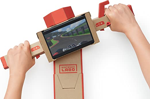 Nintendo Labo: Toy-Con 01 - Kit Assortito - Nintendo Switch ...