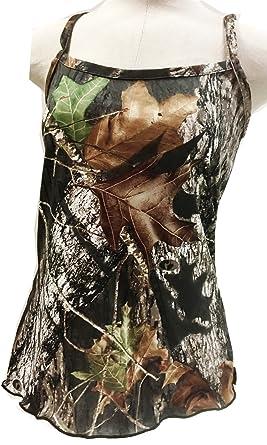 b02ada1969 Camo Diva Maddie Camo Camisole Night Shirt. Mossy Oak. Made In USA ...