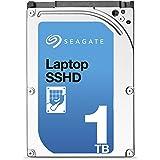 Seagate 内蔵ハードディスク SSHD ハイブリッド 1TB  ( 2.5インチ / SATA / 5400rpm / 8G BMLC / 3年保証 ) 正規輸入品 ST1000LM014