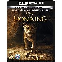 The Lion King 4K UHD [2019]