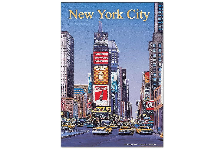 Iman Nevera Ciudad G. Huber Ciudad de Nueva York: Amazon.es ...