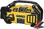 DEWALT DXAEPS2 Professional Power Station: 2800 Peak/1400 Instant Amps, 1000W Inverter, 120 PSI Air Compressor