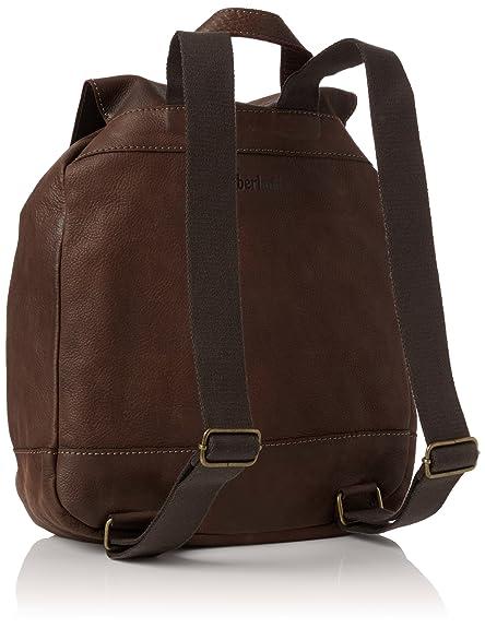 Timberland TB0M5050, Mochila Hombre, Marrón (Black Coffee), 14x38x33 cm (W x H x L): Amazon.es: Zapatos y complementos