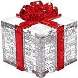 クリスタルパズル ギフトボックス・レッド 50160