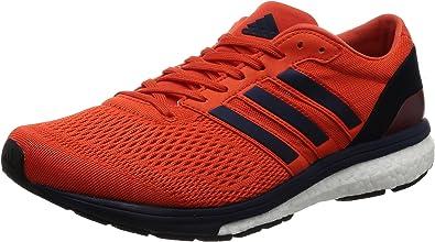 adidas Adizero Boston 6 m - Zapatillas de Running para Hombre, Naranja - (Energi/Maruni/Buruni) 40 2/3: Amazon.es: Deportes y aire libre