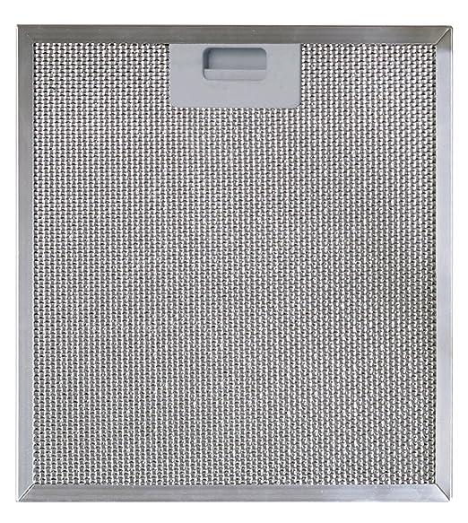 Filtro, Met/álico, Metal, CATA, GC DUAL 45, 1 pieza s Accesorio para chimenea CATA 02800904 Filtro accesorio para campana de estufa