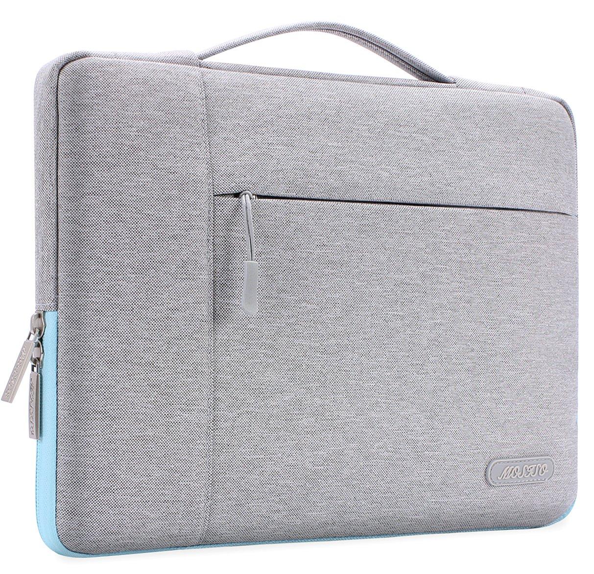 MOSISO Maletín Compatible 13-13.3 Pulgadas MacBook Pro Retina/MacBook Air/Surface Laptop