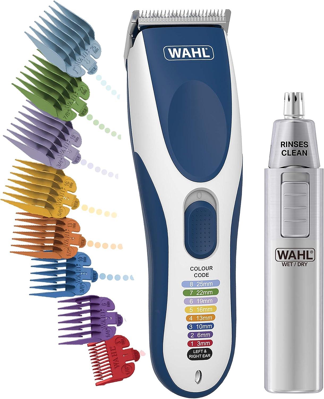 Wahl Cordless Colour Pro - Guías de cortapelos con código de color ...