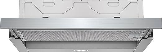 Siemens-lb iq100 - Campana telescopica li64mb520 60cm clase de eficiencia energetica b: 165.92: Amazon.es: Hogar