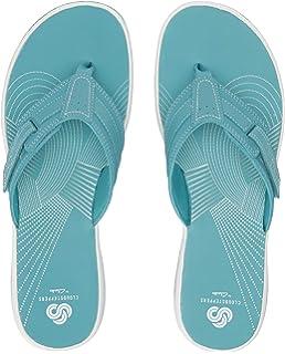 e70fe3fb227 CLARKS Women s Brinkley Reef Flip-Flop