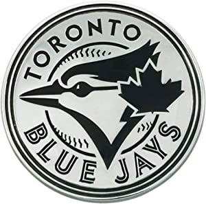 FANMATS 26747 MLB - Toronto Blue Jays Chrome Emblem