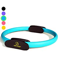 ProBody Pilates Pilates Ring - Superior Unbreakable Fitness Magic Circle for Toning Thighs, Abs and Legs