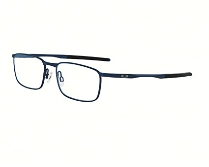 Amazon.com: Oakley Barrelhouse OX3173-0452 Eyeglass Matte Midnight ...