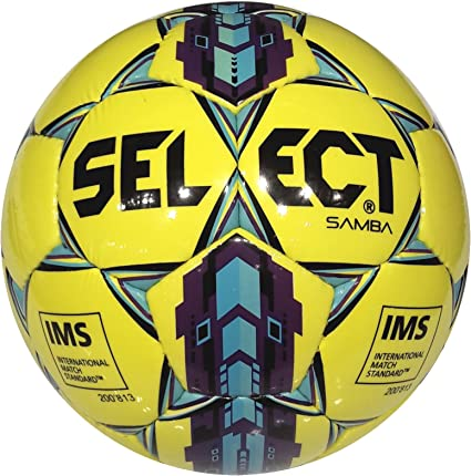 Samba Select balón fútbol de entrenamiento Talla 5: Amazon.es ...
