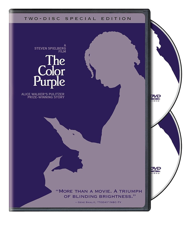 amazoncom color purple the special edition whoopi goldberg danny glover adolph caesar margaret avery rae dawn chong oprah winfrey akosua busia