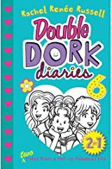 Double Dork Diaries #6: Frenemies Forever and Crush Catastrophe Kindle Edition