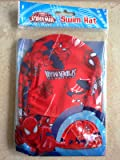MARVEL ULTIMATE SPIDER-MAN SWIM HAT FOR KIDS FOR 3-8 YEARS
