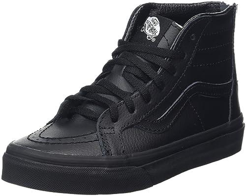 Vans Sk8 Hi Unisex Scarpe da Ginnastica Black Black nuovo Scarpe