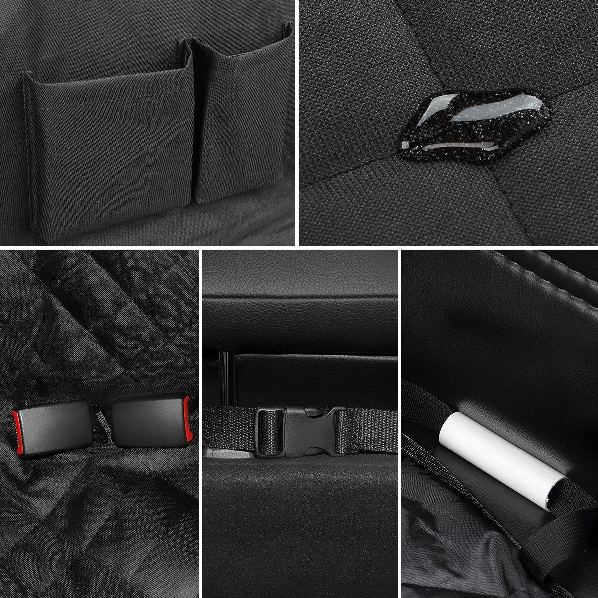 Pro Back Seat Cover Alfheim 007B Coprisedili Posteriori della Usura della Sede di Automobile per Animali