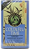 Chinese Medicinal Tea-Cold & Flu Time - Triple Leaf Tea - 20 - Bag