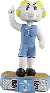 FOCO Rameses North Carolina Tar Heels Stadium Lights Special Edition Bobblehead NCAA
