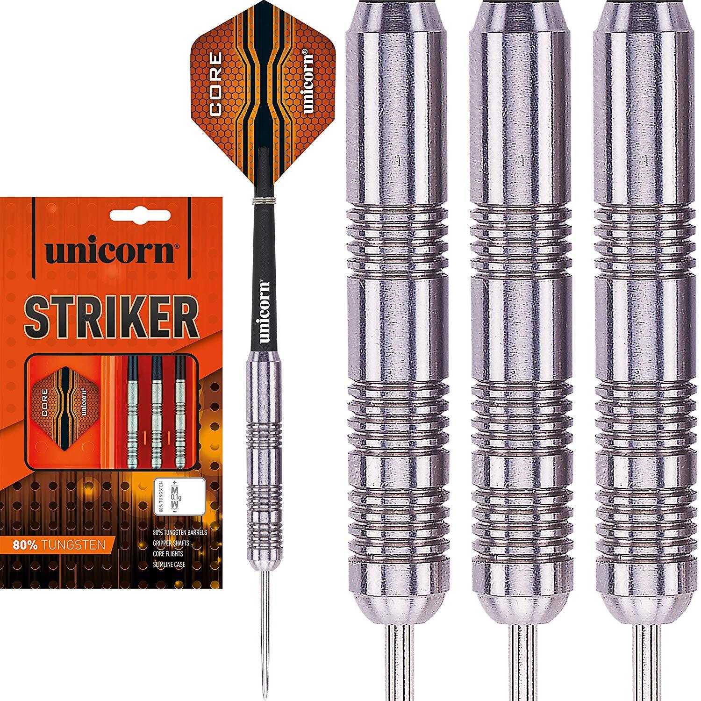 Unicorn Core XL Striker Dardos, Hombre, Plata, 18 g: Amazon.es ...