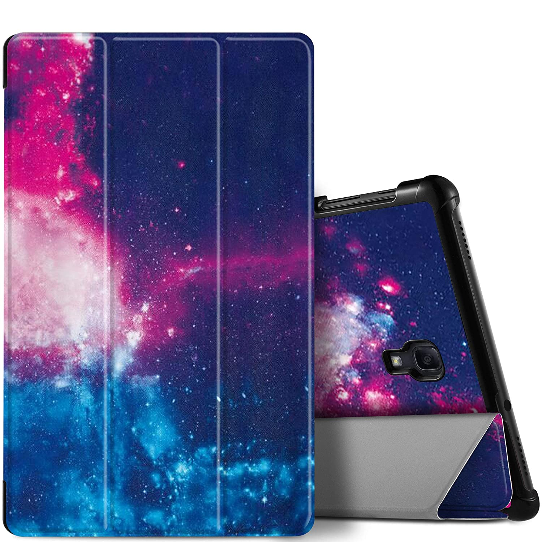 Ultra Lightweight Pelle con Funzione di Stand Flip Copertina Cover per Samsung Galaxy Tab A SM-T590//SM-T595 10.5 2018,Nero ELTD Custodia Cover per Samsung Galaxy Tab A 10.5 SM-T590//T595