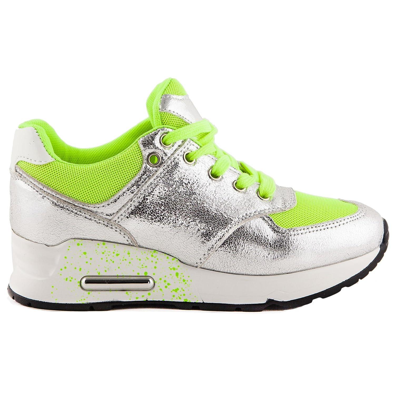 Scarpe donna sneakers da ginnastica fitness sport palestra sportive nuove GF66