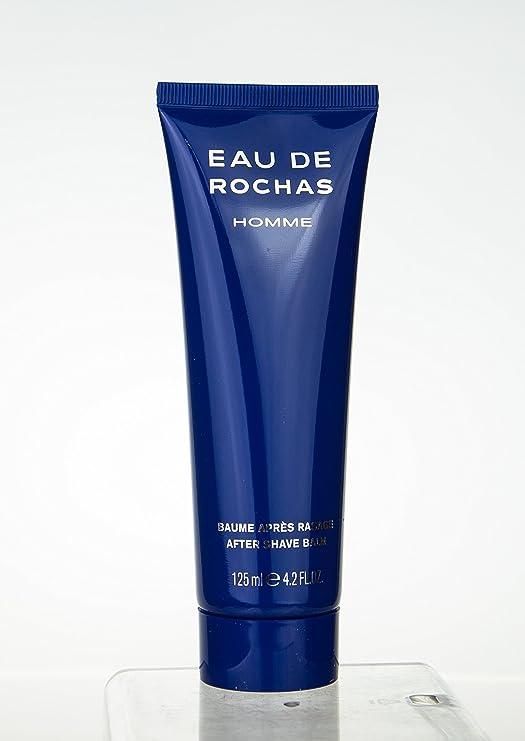 EAU DE ROCHAS von Rochas für Herren. AFTER SHAVE BALM 4.2 oz / 125 ml: Amazon.es: Salud y cuidado personal