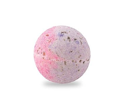 Lilac Fruchtige Bombas De Bano Hecho A Mano 100 Bio Vegano Y