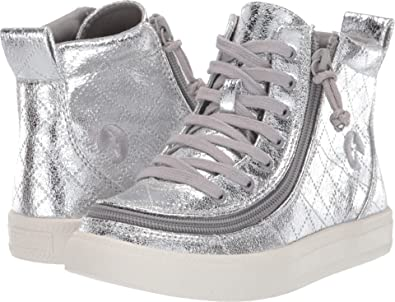 d873aca30820e BILLY Footwear Kids Baby Girl's Classic Lace High (Toddler/Little Kid/Big  Kid