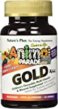 Nature's Plus - Animal Parade Gold Children's Chewable Multi - Assorted Flavors, 60 Count