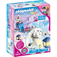 Playmobil - Snow Troll and Sleigh - 9473