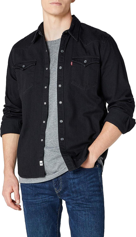 Levis Barstow Western - Camisa para Hombre: Amazon.es: Ropa y accesorios