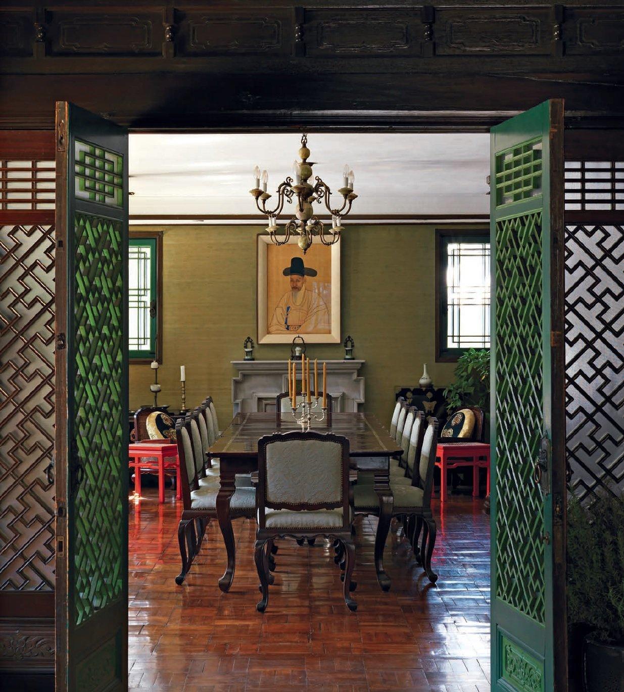 Hanok the korean house nani park robert j fouser jongkeun lee 9780804844673 amazon com books