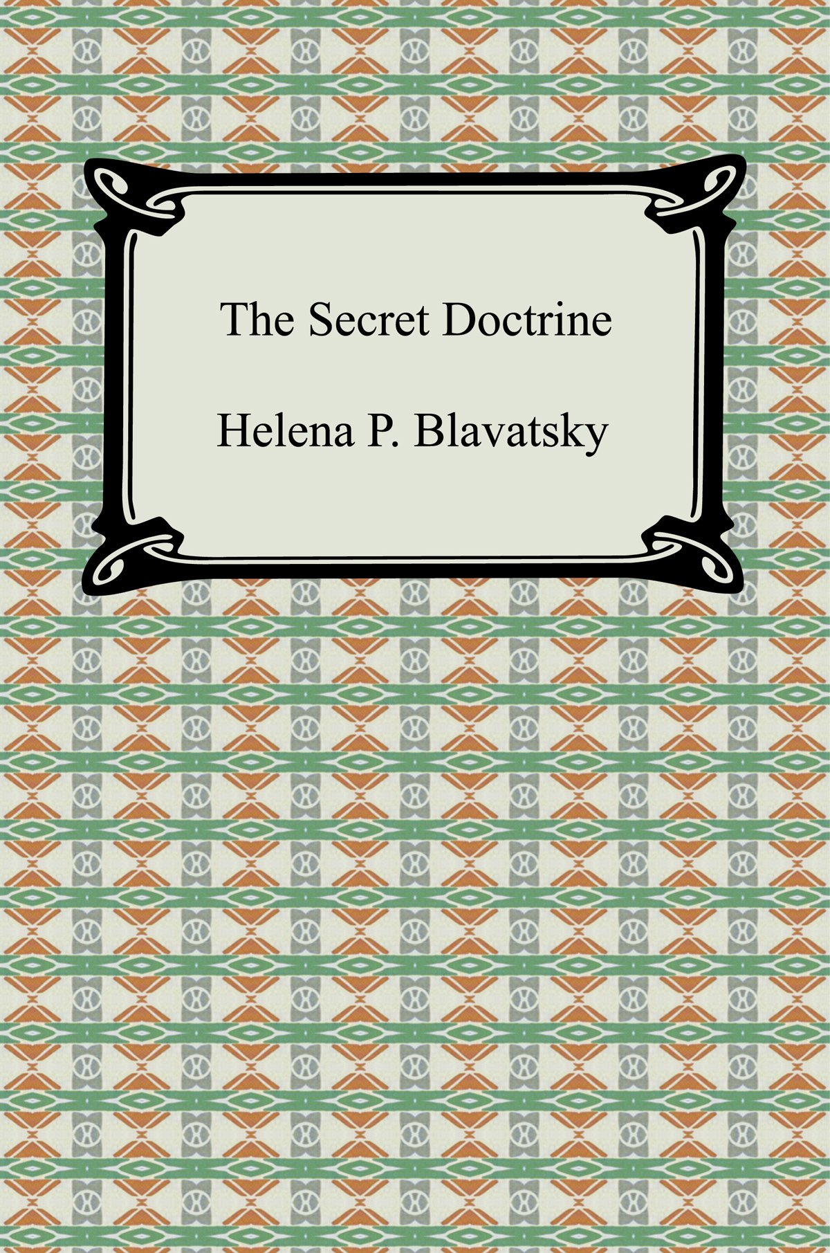 The Secret Doctrine  English Edition