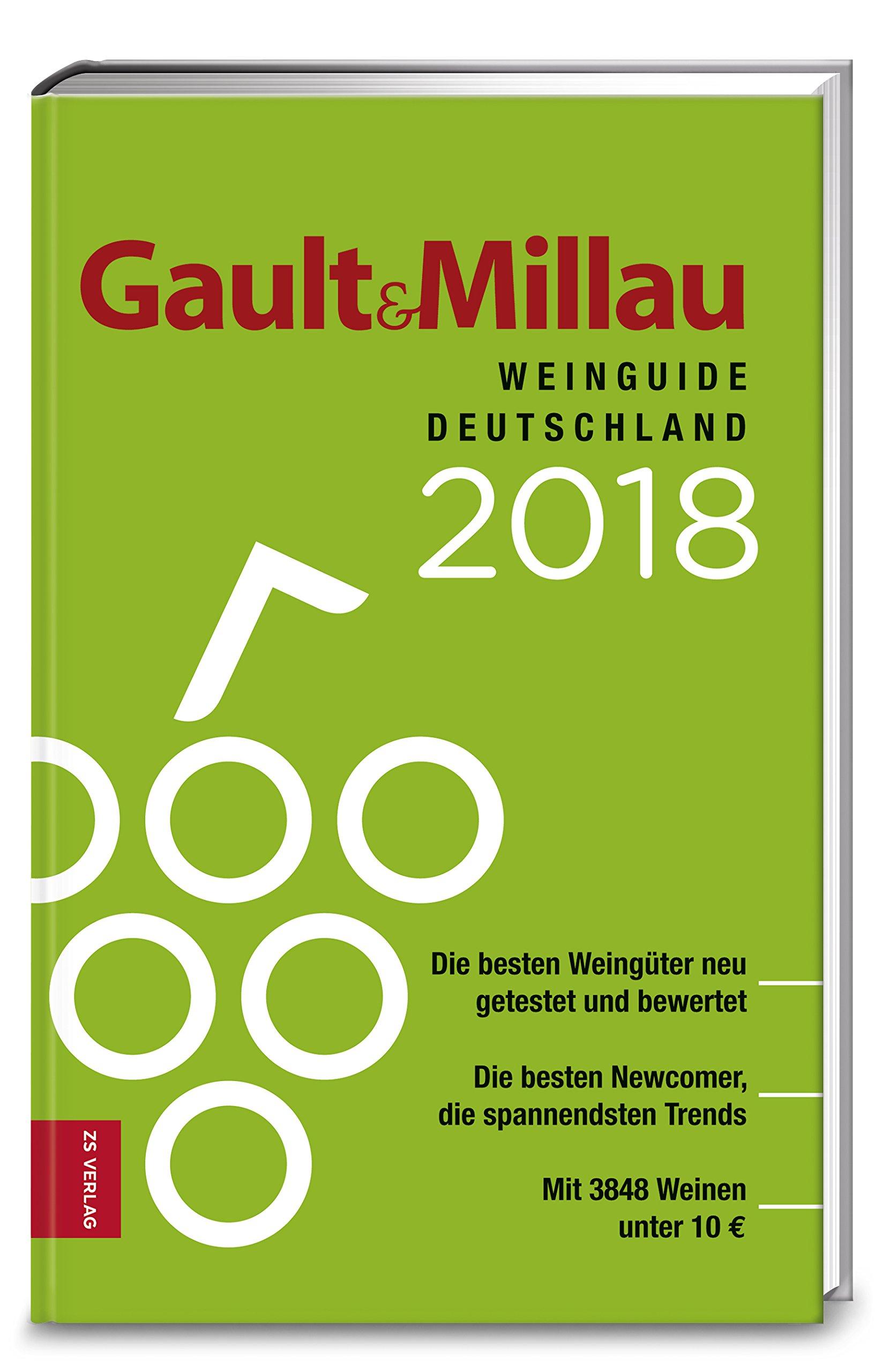 Gault&Millau WeinGuide Deutschland 2018