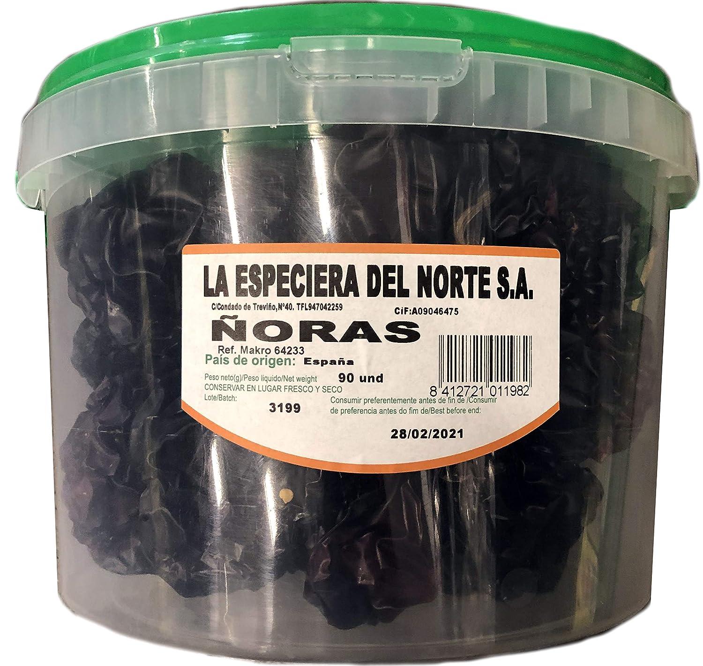 Ñoras Enteras - La Especiera del Norte - 800 Gr: Amazon.es ...