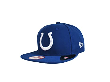 Amazon.com   New Era HAT Indianapolis Colts NFL Practice Royal Blue ... c9fce9a545ac