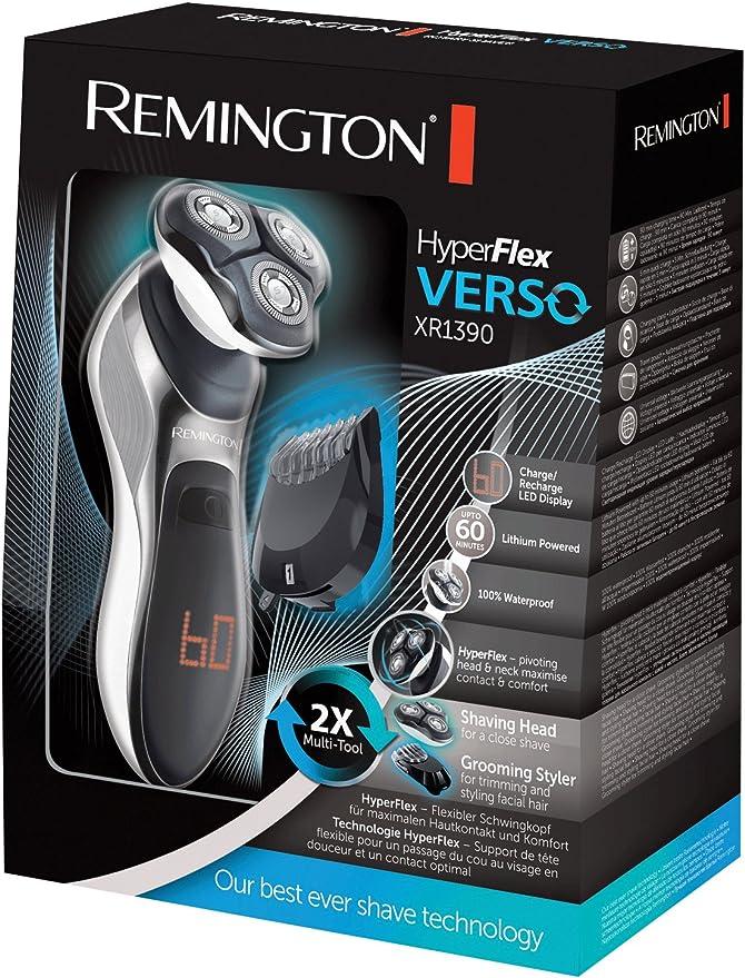 Remington XR1390 Hyperflex Verso - Afeitadora rotativa ...