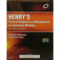 Henry's Clinical Diagnosis and Management by Laboratory Methods: First South Asia Edition, 1e