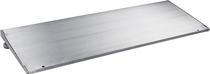 Prairie View Industries ATH1232 Adjustable Threshold Ramp, 12 Inch X 32 Inch, 6 Lbs