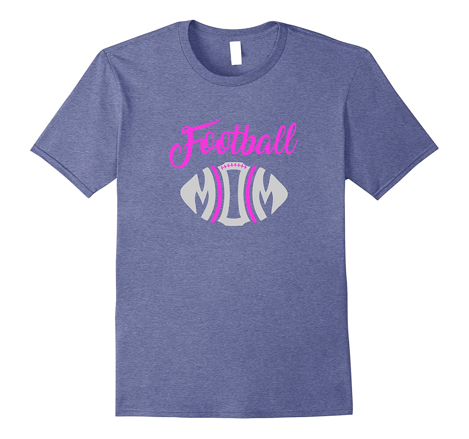 Football Mom Shirt for Pink Breast Cancer Awareness ...